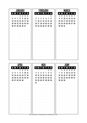 2020 2021 Goals Planner Printable Template For Your Bullet ...