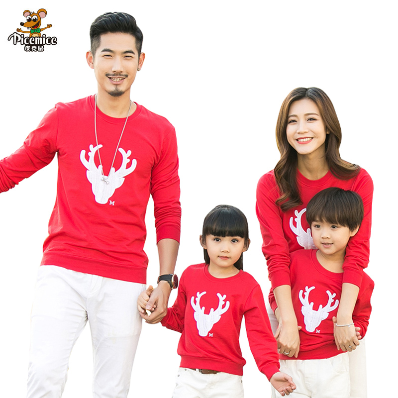 13ab0824f7b Christmas Family Look Deer Mommy and Me Clothes. August 6