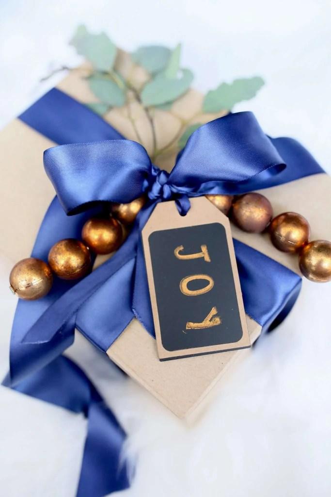 christmas gift wrap