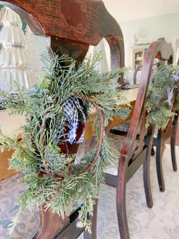 diningroomchristmasdecor