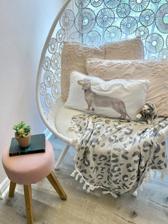 cute diy reupholstery