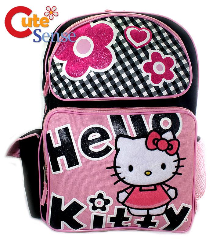 eBay.ph: Hello Kitty SCHOOL BACKPACK BAG