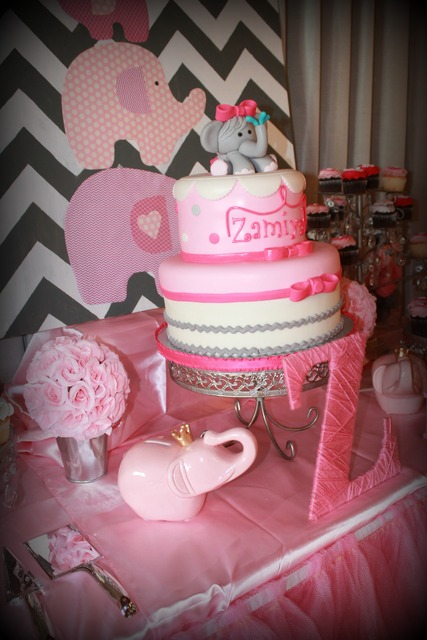 Image Result For Baby Shower Decorations Pink And Gray