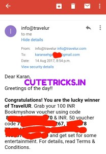 travelur proof