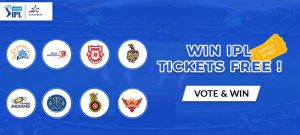 free ipl tickets