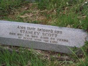 Stanley Scott