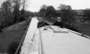 Mum and Dad - canals near Birmingham