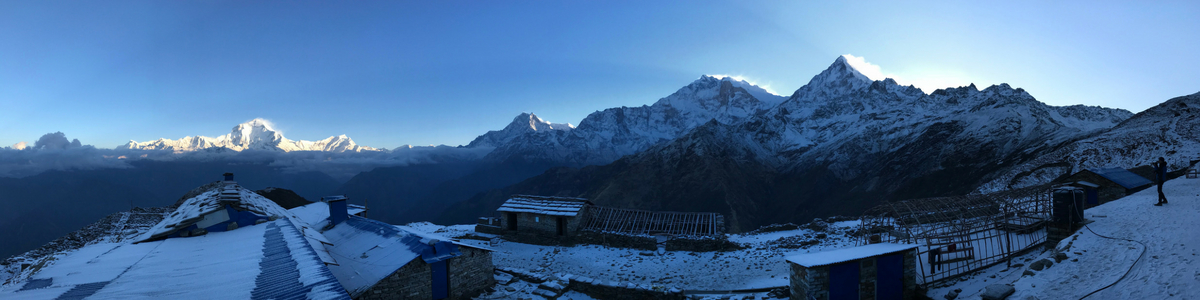 Dhaulagiri Panorama