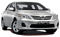 Cheapest car rentals
