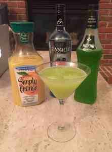 shamrock martini old photo