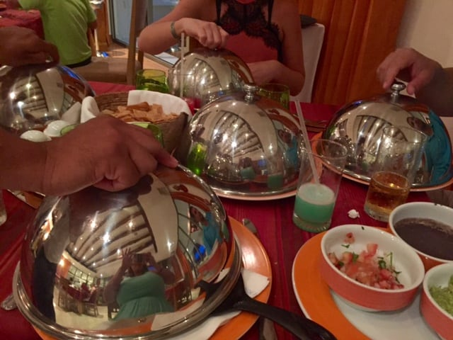 Riviera Maya All Inclusive Food Review