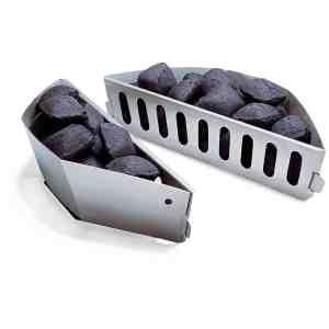 Weber Charcoal Briquet Holders