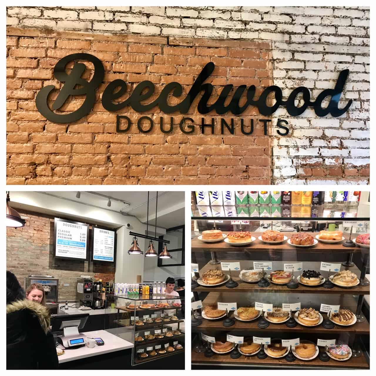 Beechwood Doughnuts