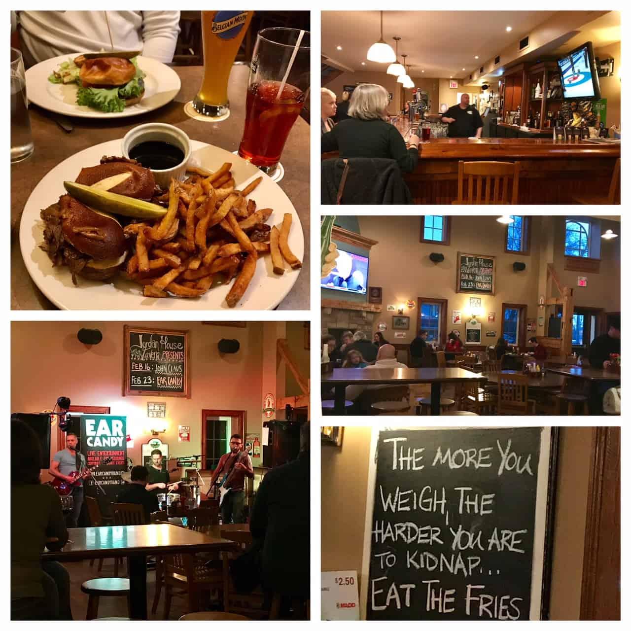 Jordan House Tavern