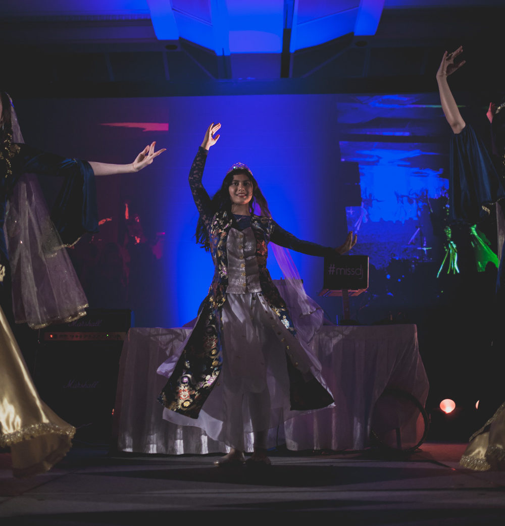 Cultural Indian Choreography