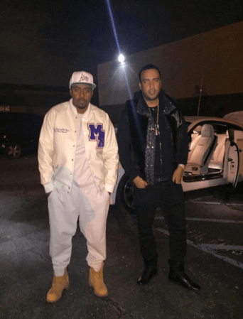Nas and French Montana