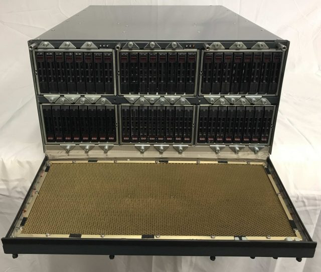 Intego milspec storage platform