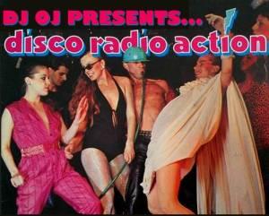 DJ OJ - Disco Radio Action Image