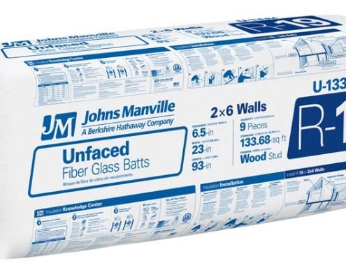 Johns Manville Insulation Batts