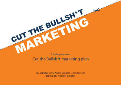 Cut the Bullsh*t marketing plan template
