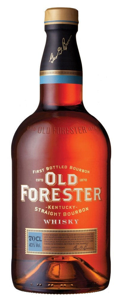 old-forester-70cl-christmas