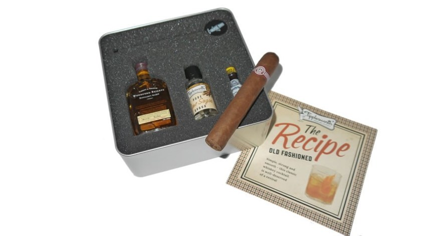 Woodford Reserve Old Fashioned Mini Kit - Tipplesworth