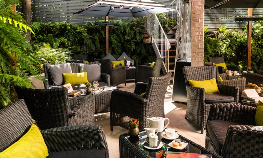 Hotel Xenia Herb Garden