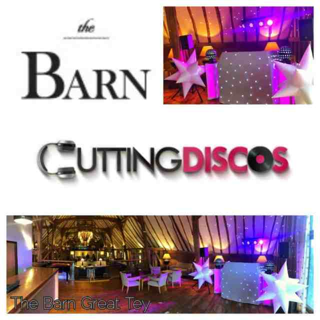 the  barn great tey