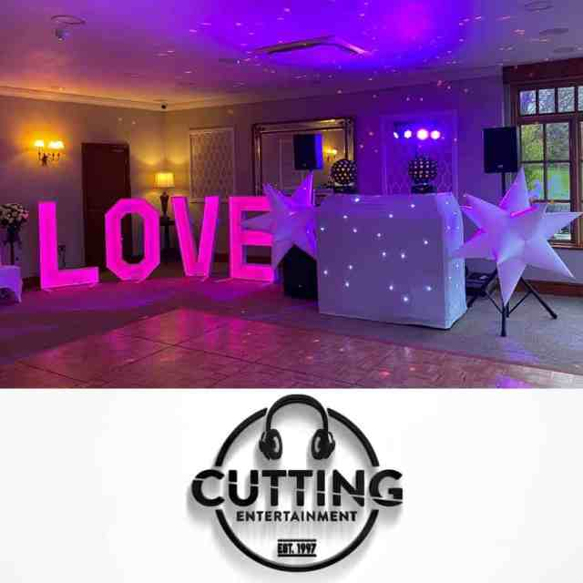 hintlesham golf club cutting discos