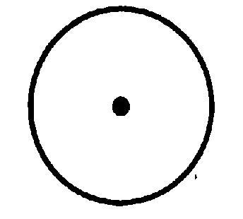 Dot in a circle
