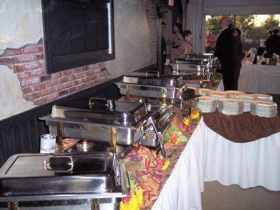 Buffet Dinner Full Service Menus Cutting Edge Catering
