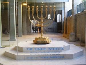 Third Temple - Menorah