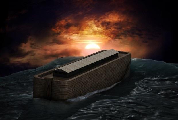 The Flood - Noah's Ark