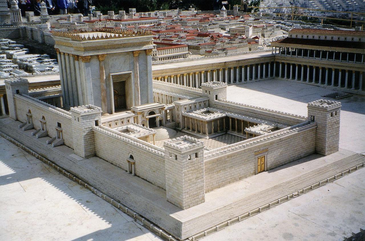 Third Temple - Model