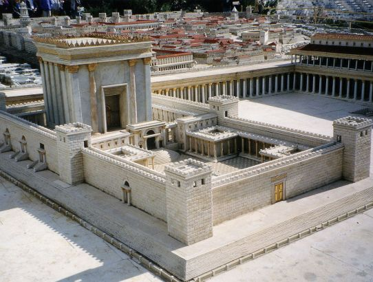 Third Temple - Model