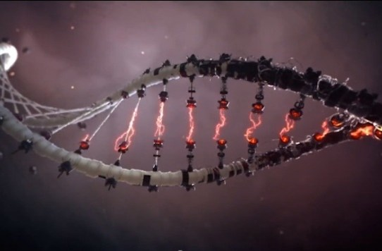 Transhumanism - DNA