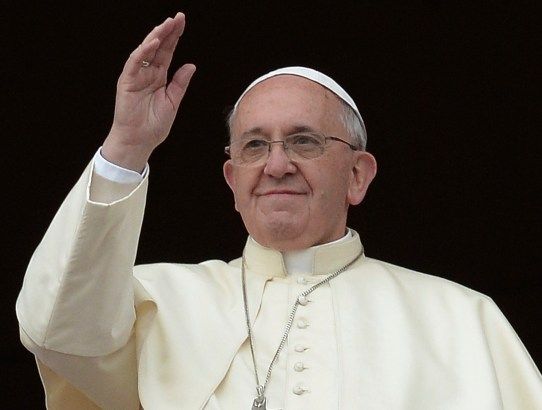 Pope Francis: The Failure of the Cross