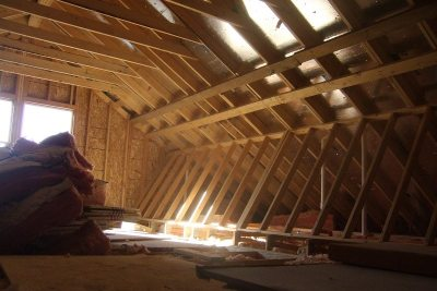 Attic Space 7/12 Pitch