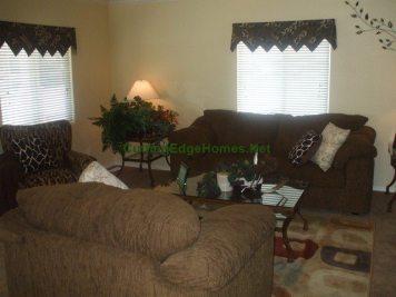 Model Living Room 1