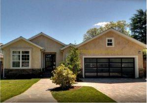 Palo Alto California modular home