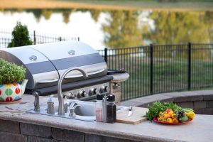 outdoor kitchen home improvement Annapolis Maryland
