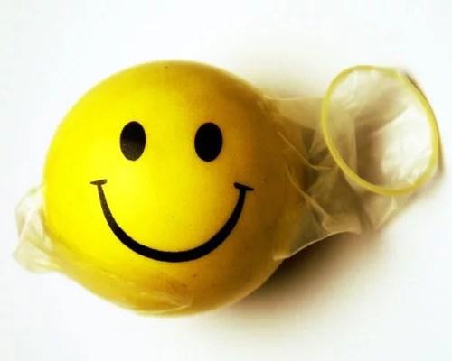 Innovative Condom Photography