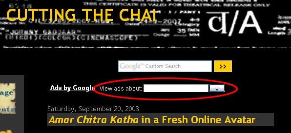 Google Adsense  View Ads About