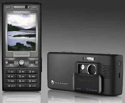 Sony Ericsson K800 Cyber-Shot