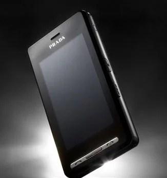 The Prada phone by LG