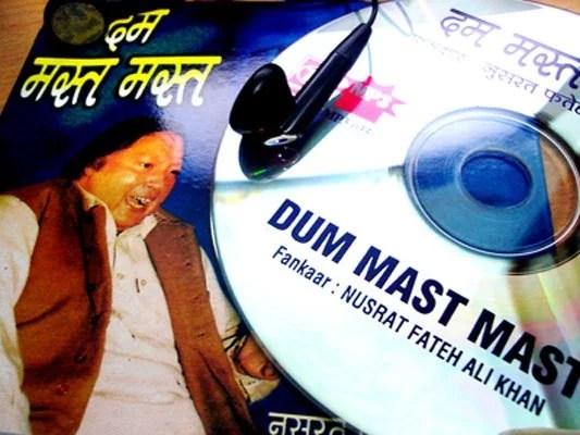Nusrat Fateh Ali Khan - Dum Mast Mast