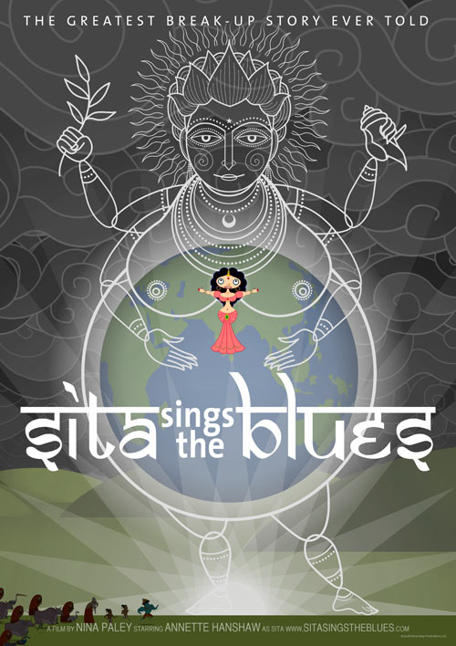Sita Sings the Blues Poster