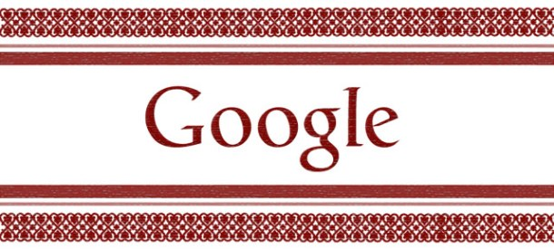 Rongali Bohag Bihu unofficial Google doodle