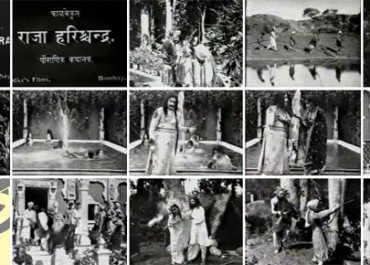Dadasaheb Phalke's Raja Harishchandra (1933) on India Public Domain Movie Project (Also in 3D)