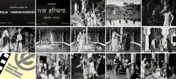 Dadasaheb Phalke's Raja Harishchandra (1933) on India Public Domain Movie Project (Also in 3D)